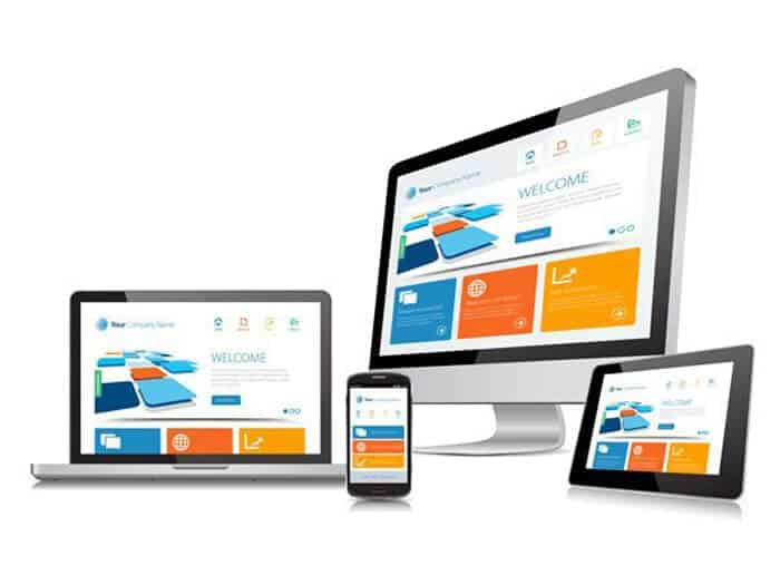 responsive web design featured