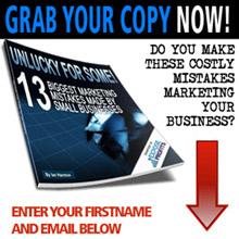 7 Biggest Marketing Mistakes